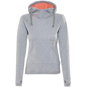 Edelrid Spotter Hoodie Women grey